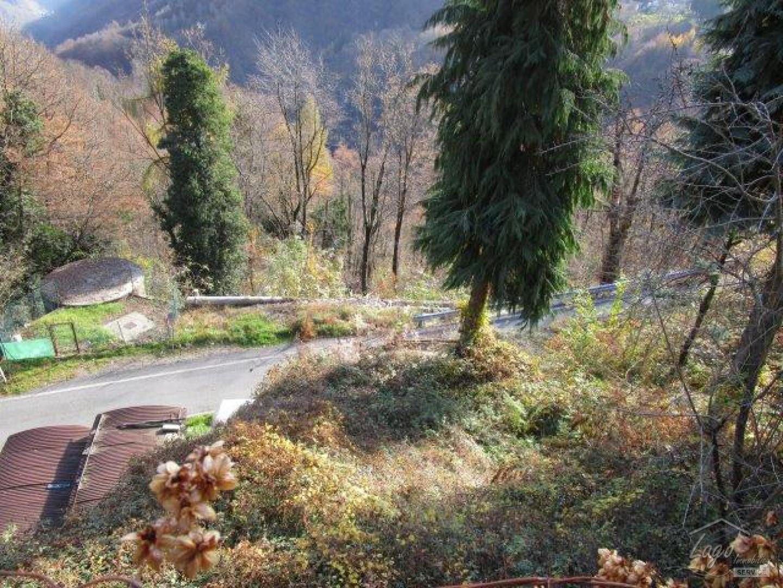 Rustico mit Grundstück in Falmenta, Lago Maggiore, Piemont ...