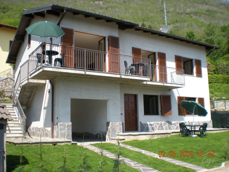 wohnung im zweifamilienhaus mit seeblick in ghiffa lago