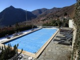 Villa in Panoramalage in Trarego mit Pool